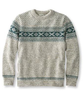 Gifts For Dad Under $200 - L.L. Bean Heritage Sweater