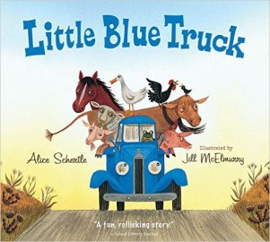 Gifts For Toddlers - Little Blue Truck