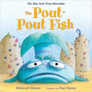 Gifts For Toddlers - The Pout-Pout Fish