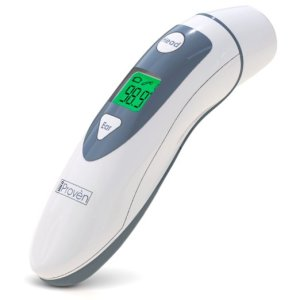 Baby Registry Must Haves - Medical Forehead and Ear Thermometer