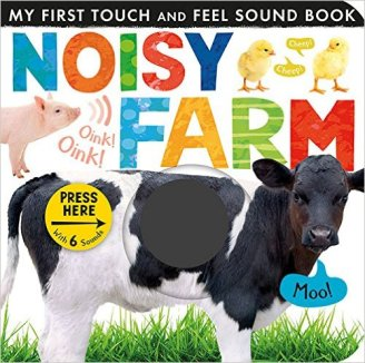 Gifts For Toddlers - Noisy Farm