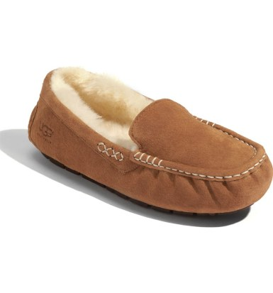 Gifts For Mom Under $100 - Ugg 'Ansley' Water Resistant Slipper