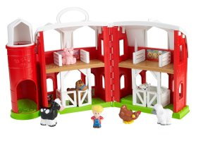 Gifts For Toddlers - Fisher-Price Little People Animal Friends Farm