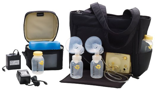 Baby Registry Must Haves - Medela Pump in Style Advanced Breast Pump with On the Go Tote