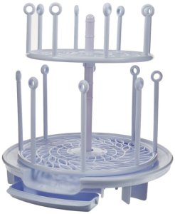 Baby Registry Must Haves - The First Years Spin Stack Drying Rack