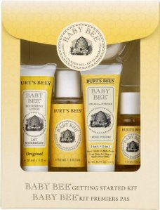 Baby Registry Must Haves - Burts Bees Baby Bee Getting Started Gift Set