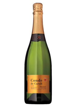 10 Under $10 Sparkling Wines For New Year's Eve - Conde de Caralt Brut NV Cava