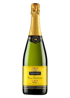 10 Under $10 Sparkling Wines For New Year's Eve - Berberana Gran Tradicion Brut Cava