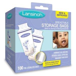 Baby Registry Must Haves - Lansinoh Breastmilk Storage Bags