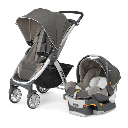Baby Registry Must Haves - Chicco Bravo Trio Travel System