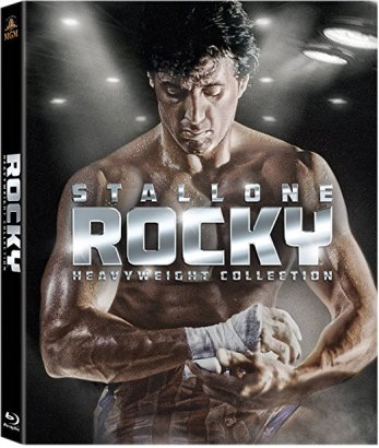 Gifts For Dad Under $50 - Rocky Heavyweight Collection DVD Set