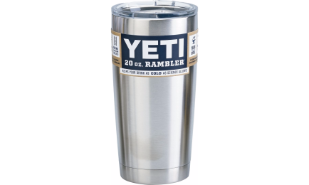 Gifts For Dad Under $50 - Yeti Rambler Tumbler with Lid