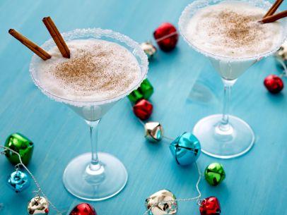 Christmas Cocktails - Santa's Sleigh Cocktail
