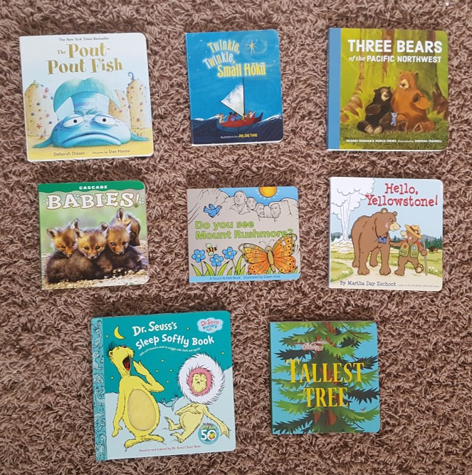 Family Travel Tradition - Build Your Child's Travel Library
