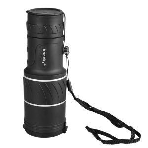 50 Valentine's Day Gifts For Him Under $50 - 10x 40 Compact Monocular Telescope