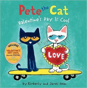 10 Under $10 - Valentine's Day Gifts For Kids - Pete the Cat: Valentine's Day Is Cool