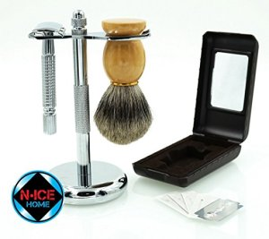 50 Gifts For Him Under $50 - Wet Shave Kit