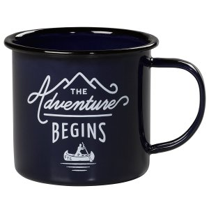 50 Valentine's Day Gifts For Him Under $50 - Camping Mug