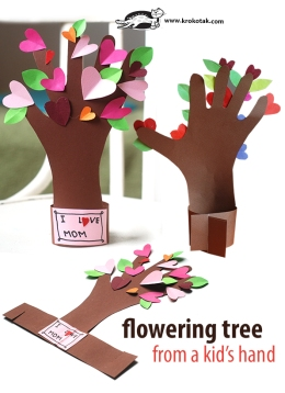 14 Valentine's Day Crafts For Toddlers - Flowering Tree