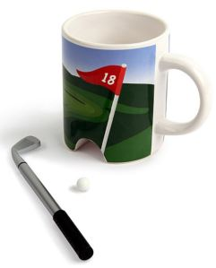 50 Valentine's Day Gifts For Him Under $50 - Hole In One Golf Mug