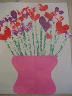 14 Valentine's Day Crafts For Toddlers - Bouquet Of Love