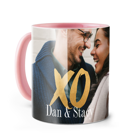 50 Valentine's Day Gifts For Her Under $50 - Personalized Coffee Mug