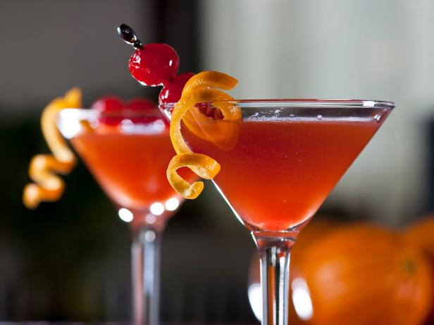 Valentine's Day Date Menu - Dinner For Two - Romeo and Juliet Cocktail