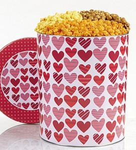 50 Valentine's Day Gifts For Him Under $50 - From the Heart 3 Way Tin
