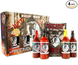 50 Valentine's Day Gifts For Him Under $50 - Cajun Hot Sauce Gift Set