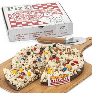 50 Valentine's Day Gifts For Him Under $50 - Chocolate Lovers Popcorn Pizza