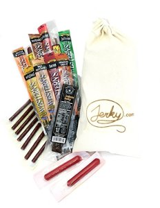 50 Valentine's Day Gifts For Him Under $50 - 20 Meat Stick Gift Bag