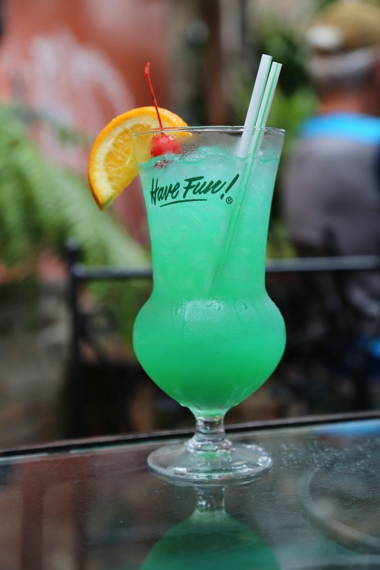 17 St Patrick's Day Cocktails - Fuzzy Leprechaun