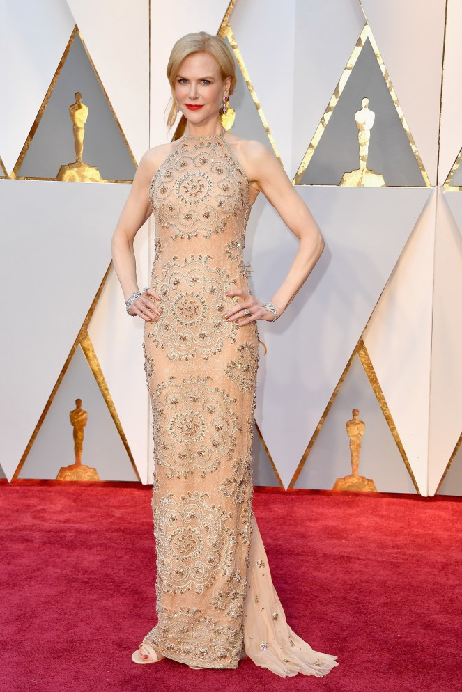 Oscars 2017 - Best Dressed Moms - Nicole Kidman