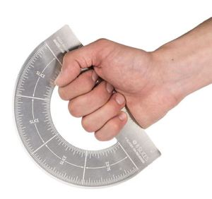 20 Geek Gifts For Him Under $20 - Pizza Cutter Protractor