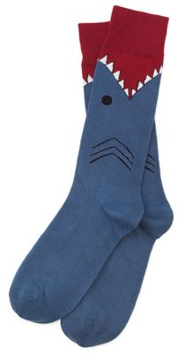 20 Geek Gifts For Him Under $20 - Shark Socks