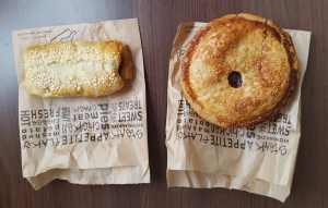 Whistler Family Vacation - Where To Eat With Toddlers & Kids - Peaked Pies