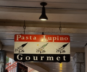 Whistler Family Vacation - Where To Eat With Toddlers & Kids - Pasta Lupino