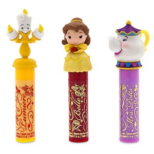 10 Under $10 - Beauty And The Beast Gifts For Adults - Beauty and the Beast Lip Balm Set