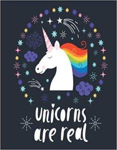 10 Under $10 - Unicorn Gifts - Unicorn Notebook
