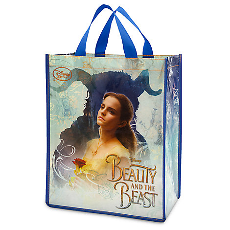 10 Under $10 - Beauty And The Beast Gifts For Adults - Beauty and the Beast Reusable Tote