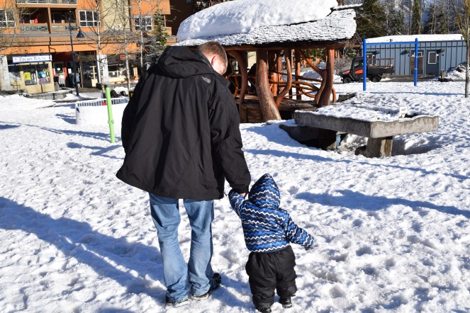 Whistler Family Vacation - Things To Do With A Toddler in Whistler - Whistler Olympic Plaza Inclusive Playground