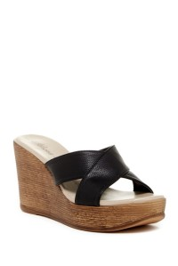 Fashion Finds Under $50 - Athena Alexander Rialto Platform Wedge Sandal