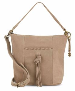 Fashion Finds Under $50 - Lucky Brand Crossbody Leather Shoulder Bag