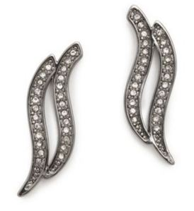 Fashion Finds Under $50 - Rebecca Minkoff Swirl Stud Earrings
