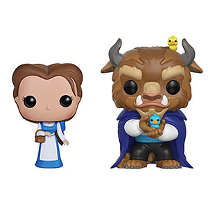 10 Under $10 - Beauty And The Beast Gifts For Adults - POP Beauty and the Beast Vinyl Figure