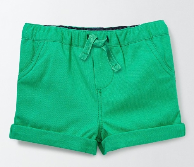 Mini Boden Summer Cuffed Shorts - Cute Baby Clothes Under $20 From Nordstrom's Half-Yearly Sale