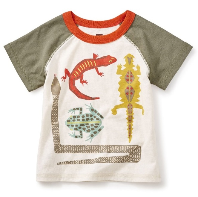 Tea Collection Great Sandy Desert T-Shirt - Cute Baby Clothes Under $20 From Nordstrom's Half-Yearly Sale