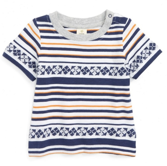 Tucker + Tate Knit T-Shirt - Cute Baby Clothes Under $20 From Nordstrom's Half-Yearly Sale