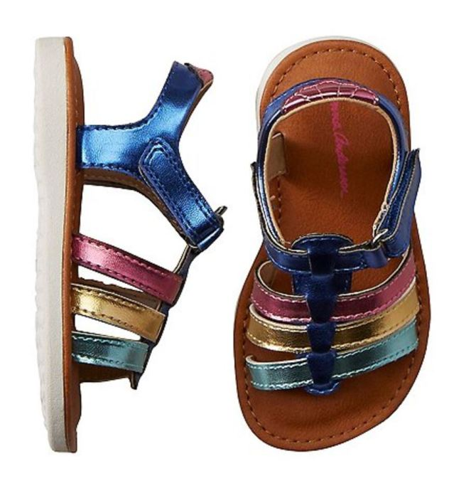 Hanna Andersson End Of Season Sale - Picks Under $20 - Baby Dani Sandals By Hanna