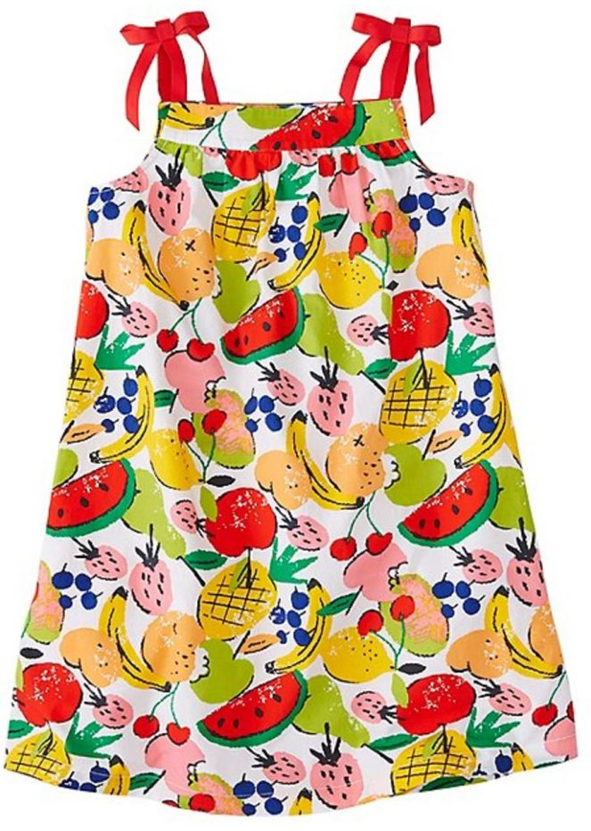 Hanna Andersson End Of Season Sale - Picks Under $20 - Girls Ribbon Sundress